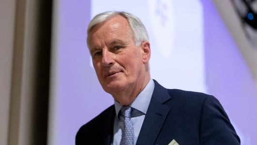 UK backtracking on commitments- Barnier