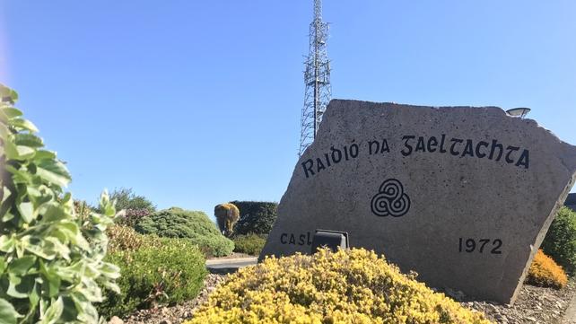 Samhradh 2020 ar RTÉ Raidió na Gaeltachta