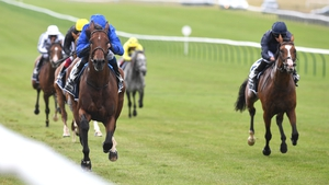 Ghaiyyath reinforced the idea that he runs best with a commanding win at Newmarket after a 106-day absence