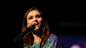 "Sophie Ellis-Bextor: ""I've got some impressive bruises and a swollen and newly glued forehead which I'm completely fascinated by."""