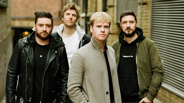 "Kodaline's Vinny May: ""I think we are definitely closer now than ever."""