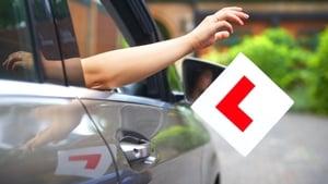 Driving test backlog
