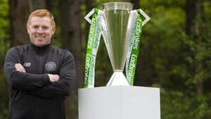 Lennon led the Bhoys to the Scottish title for the ninth year in a row