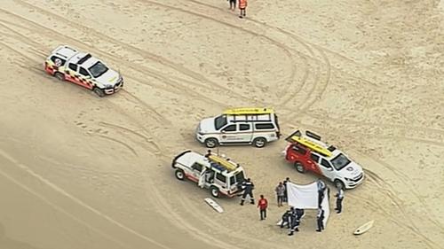 Great White shark kills surfer off Australia