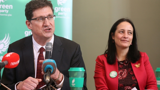 Green Party leadership contest hustings get under way
