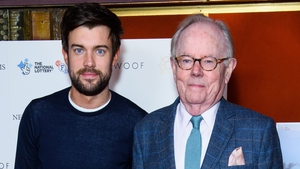 """Jack and Michael Whitehall - """"It was a very scary couple of weeks, not wanting to hear him cough on the other end of the phone"""""""