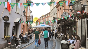 France, Japan and the US are among the more than half-a-dozen nations that Vilnius residents can get a taste of without leaving the Baltic city
