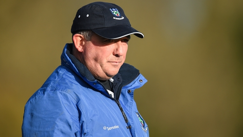 'Banty' McEnaney has been banned by his own county board for 12 weeks