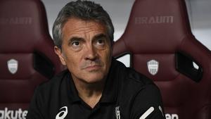 Juan Manuel Lillo replaces Mikel Arteta