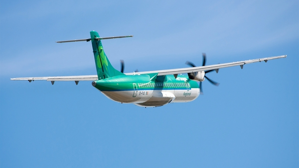 Six of the routes will be operated by Aer Lingus itself until the end of August and the airline said it is working on progressing plans for beyond that date