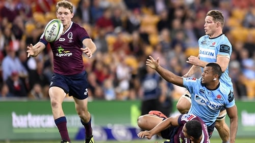 The opening encounter sees the clash between the Queensland and New South Wales' sides