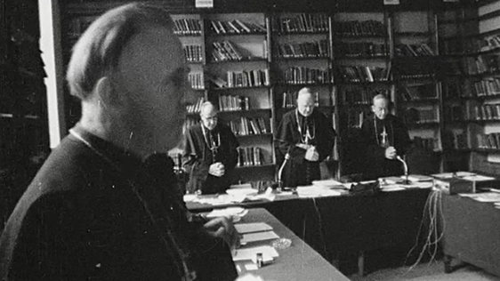 Catholic Bishops Meet in Maynooth (1970)