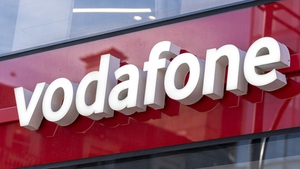 Vodafone's adjusted earnings fell by 1.9% to €7 billion on a 2.3% drop in group revenue to €21.4 billion for the six months to the end of September