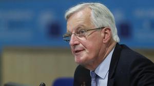 Michel Barnier is due to update EU ambassadors on the negotiations tomorrow