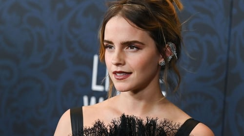 "Emma Watson - ""Trans people are who they say they are and deserve to live their lives without being constantly questioned or told they aren't who they say they are"""