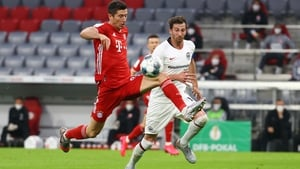 Robert Lewandowski proved decisive for the Munich side
