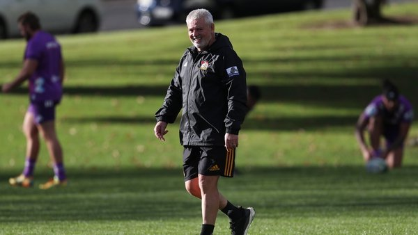Warren Gatland will coach the Lions for a third time next year