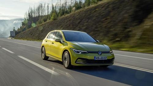 VW's eighth generation Golf.
