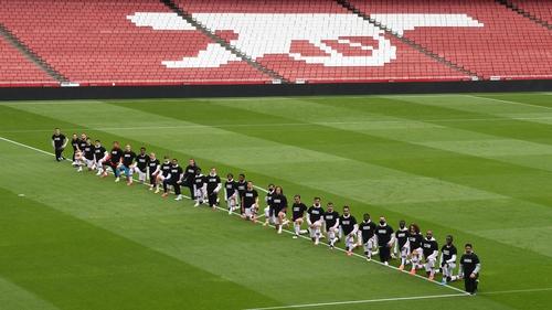 Lacazette, Willock score as Brenford shock Arsenal 3-2 in friendly