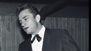 Johnny Cash toured Ireland in 1963