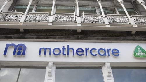 Mothercare said the impact of Covid-19 had been unprecedented (Pic: RollingNews.ie)