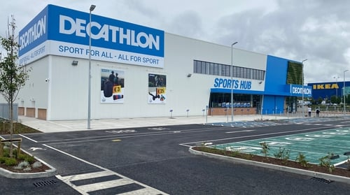 Decathlon's €13m flagship superstore opens in Dublin