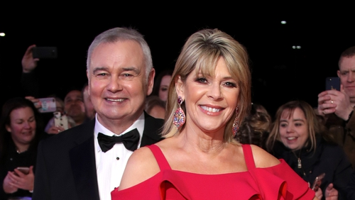 Eamon Holmes and Ruth Langsford