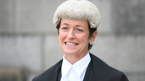 Ms Justice Mary Irvine will be the first woman to be nominated for this role