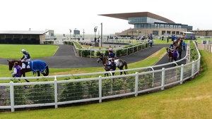 The Curragh card features five maiden races