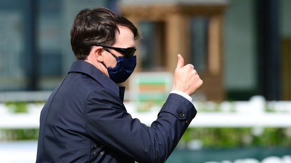 Aidan O'Brien had a bumper day at the Curragh.
