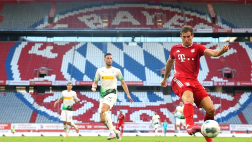 Haaland's 94th minute goal delays Bayern Munich's coronation