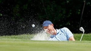 McIlroy said playing without spectators was starting to feel odd