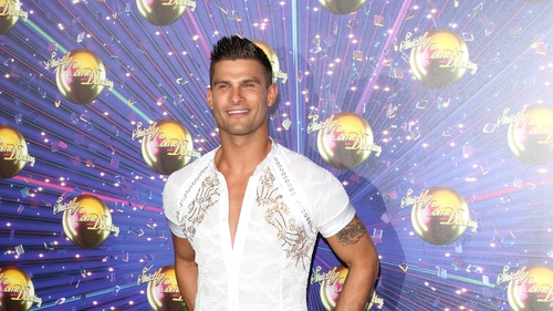 """Aljaz Skorjanec: """"Everything that has been thrown at the producers so far has been handled so incredibly well so I'm sure that they're going to find a way that's best for the show and the individuals doing it."""""""