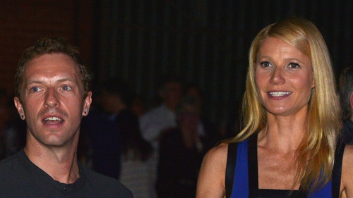 Paltrow famously 'consciously uncoupled' from Chris Martin after ten years of marriage in 2014