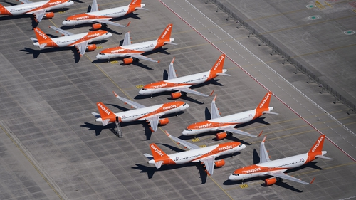 EasyJet resumes flying with safeguards in place
