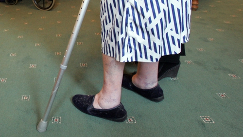 18% of the 30,000 residents of nursing homes had a Covid-19 diagnosis (Pic: RollingNews.ie)