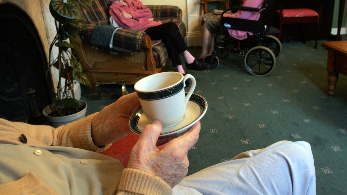 Reform in the nursing home sector