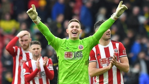 Dean Henderson has been tipped as a future Manchester United No 1