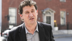 Eamon Ryan was responding to statement issued by party members publicly not backing the deal