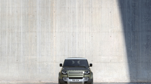 The Land Rover Defender for the modern age.