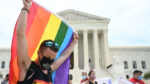 The court confirmed the Civil Rights Act protects workers from discrimination because of sexual orientation and transgender status