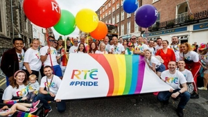 RTÉ is celebrating its partnership with Dublin Digital Pride and this year's #virtualprideparade on Sunday 28th June.