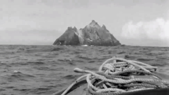 Skellig Michael, Co. Kerry (1965)