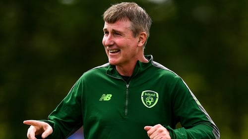 Stephen Kenny's side will look to get past Slovakia in October to set up a final playoff with either Bosnia or Northern Ireland