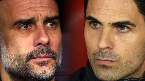 Guardiola admits Man City players 'not ready'