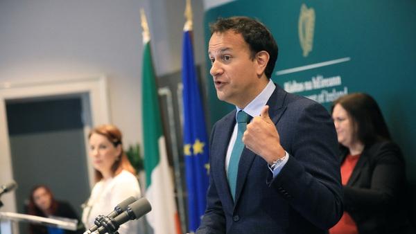 Taoiseach Leo Varadkar (pic: Rolling News)