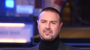 Top Gear's Paddy McGuinness