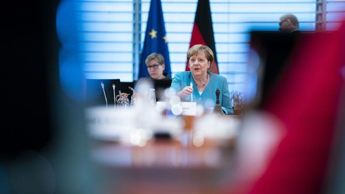 Plans will be discussed by Angela Merkel and 16 state premiers