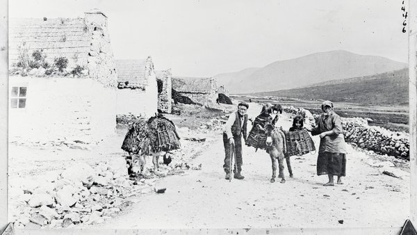 Life on Achill Island in 1920