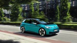 Volkswagen's ID.3 arrives here in September.